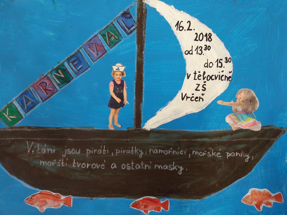 1d51e2c62 Námořnický karneval | Základní škola Vrčeň
